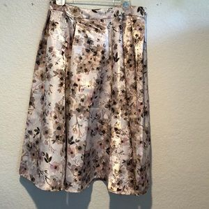 Lauren Conrad Runway Limited Education Skirt